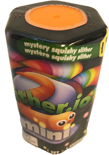 Slither Io Silly Squishies Random Mystery Blind Pack Toy   1 Per Pack