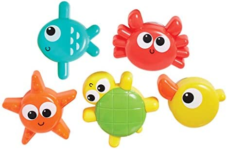 Kidoozie Spin Play Friends Bathtub product image