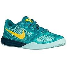 Nike 705387-300 Mentality Kobe Bryant Basketball Shoes Youth Kids Sz 6
