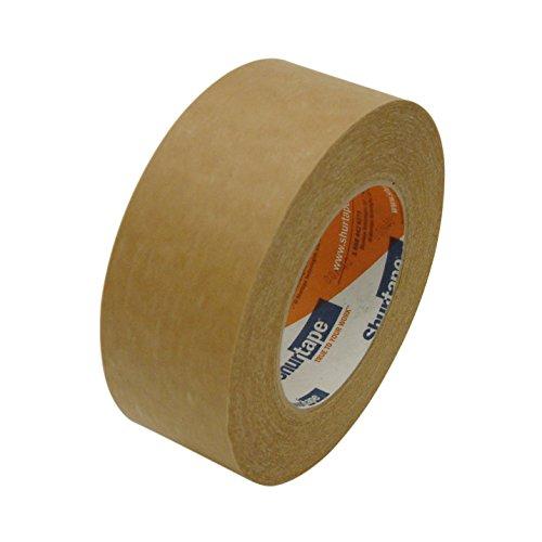 (Shurtape FP-96 General Purpose Kraft Packaging Tape: 2 in. x 60 yds. (Kraft))
