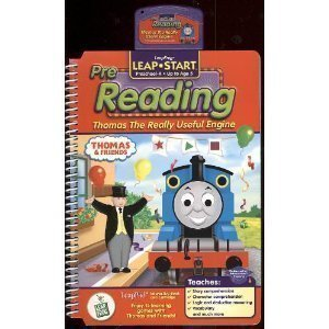Thomas the Really Useful Engine LeapPad Book and