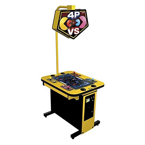 Namco Pac-Man Battle Royale 4-Player Cocktail Cabinet, used for sale  Delivered anywhere in USA