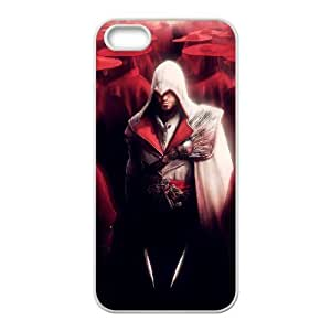 iPhone 5,5S Phone Case Assassin'sCreed G8T91484