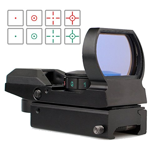 SVBONY Green and Red Dot Sight for Reflex Sight Tactical Ref