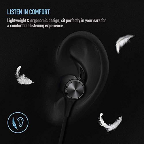 Wireless Headphones iTeknic Bluetooth 50 IPX7 Waterproof 24 Hours Playtime Bluetooth Headphones with