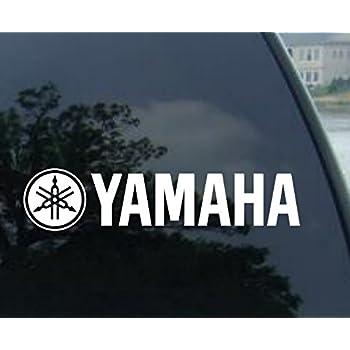 Yamaha 5p0 f1737 00 genuine 25mm diameter for Yamaha bass drum decal