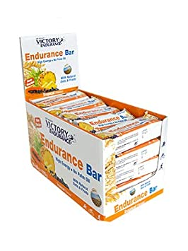 VICTORY ENDURANCE Endurance Bar Tropical 85g x 25: Amazon.es ...