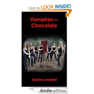 Vampires and Chocolate: The Seven Karinn Martel
