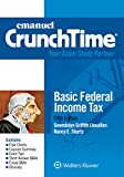 img - for Emanuel CrunchTime for Basic Federal Income Tax book / textbook / text book
