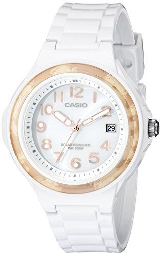 Casio Womens LX S700H 7B3VCF Solar White