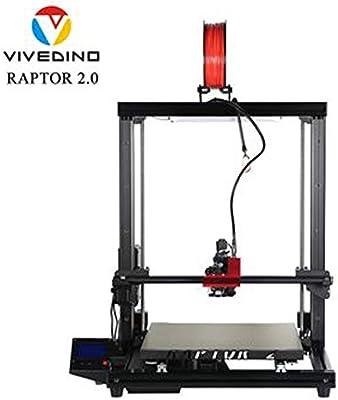 Vivedino Formbot Raptor 2,0-400x400x500mm: Amazon.es: Industria ...