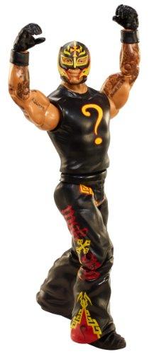 WWE Series #40 Local Heroes #33 Rey Mysterio (San Diego) Action Figure (Rey Mysterio Wwe)