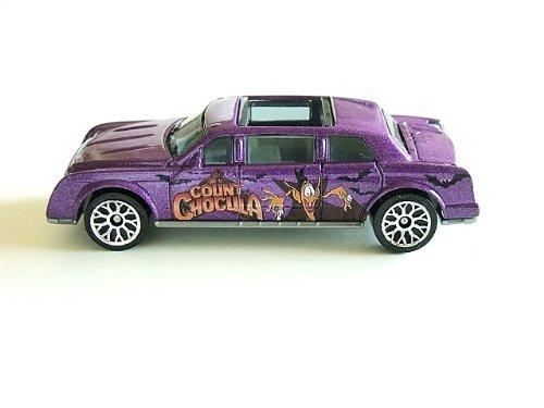 matchbox-count-chocula-limousine-loose-collectible-diecast-car