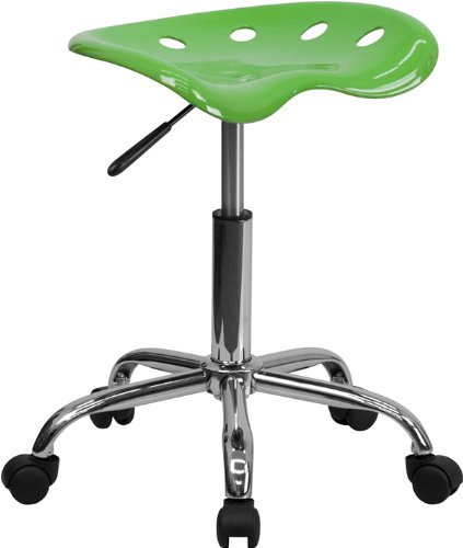 Flash Furniture LF-214A-SPICYLIME-GG Vibrant Spicy Lime Trac