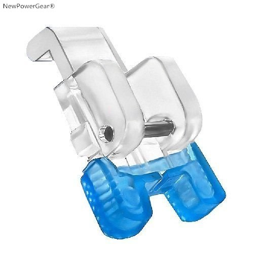 NewPowerGear Snap On Button Presser Foot Replacement For Viking HuskyStar H Class Series E10 E20, C10, C20, 100Q, Husky 140, 145