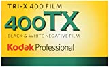 Kodak 1590652 Tri-X 400TX Professional Black and White Film ISO 400, 35mm, 24 Exposures