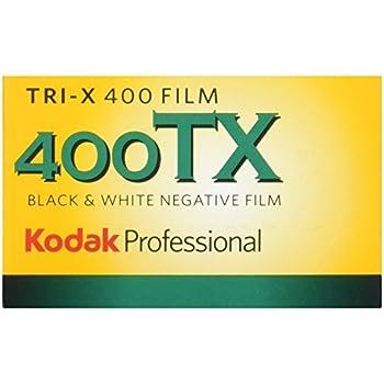 Kodak Tri-X 400TX Professional Black & White Film ISO 400, 35mm, 24 Exposures