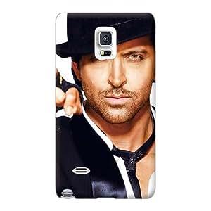 ZabrinaMcVeigh Samsung Galaxy Note 4 Protector Hard Cell-phone Case Custom Beautiful Hrithik Roshan Dance Pictures [llh11809pHpj]