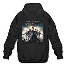 B1 Pride And Prejudice And Zombies Poster Hot Fashion Hoodies Sweatshirts For Men