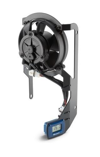 PRODUCT DETAILS Husqvarna TTV Radiator Fan FC/TE/FE 14-16 by Trail Tech 81335941244