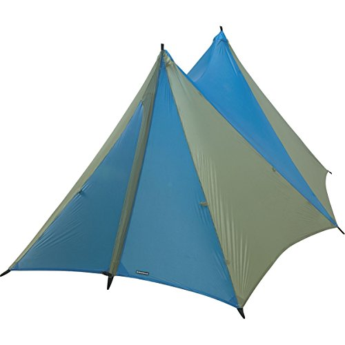 BLACK DIAMOND Beta Light Tarp Shelter Blue/Green One Size