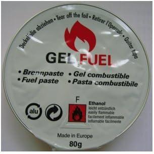 Mauviel1830 – Les Indispensables 271610 – Gel Fuego para ...