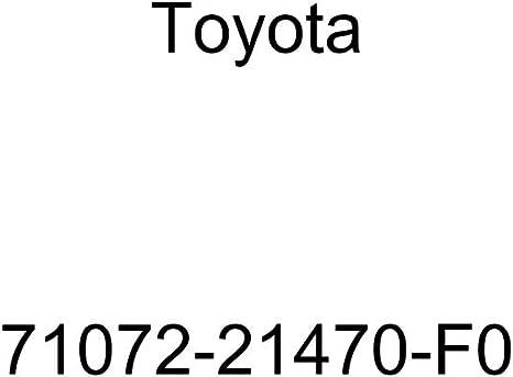 TOYOTA Genuine 71072-21470-F0 Seat Cushion Cover