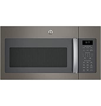 Amazon.com: GE 1,7 CU. FT. pizarrón over-the-range Horno de ...