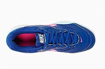Nike Court Lite Clay Azul Rosa Mujer NI845049 464