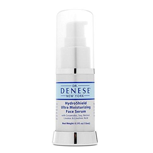 HydroShield Ultra Moisturizing Face Serum (0.3 Fl Oz) by Dr. Denese SkinScience