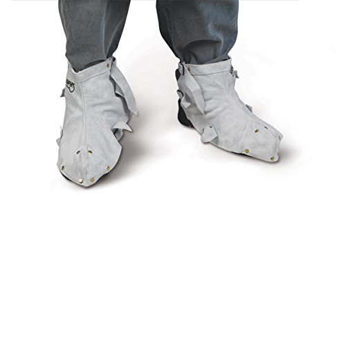 Leather Welding Shoe Protectors (11 Pack)