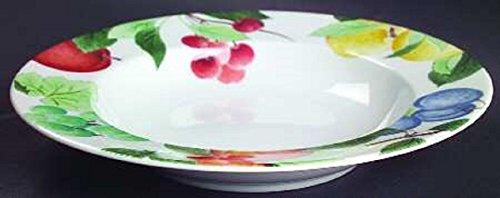Studio Nova Orchard Jewels China Rim Soup Bowl 9