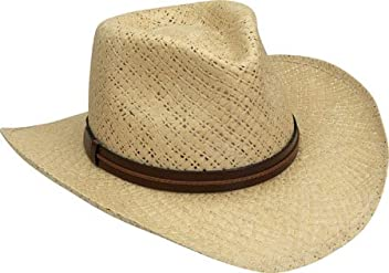 Black Creek Men s Toyo Straw Hat - Bc9015 Nat 8a1e71413a4c