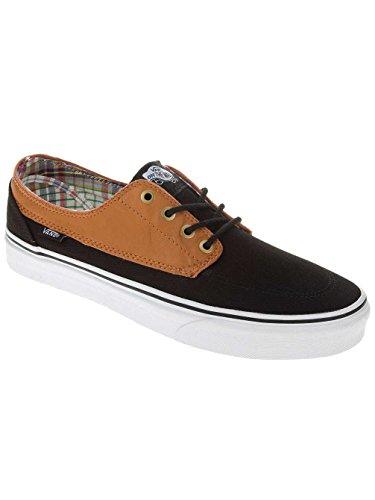 VANS | BRIGATA Sneaker Low Herren | schwarz-braun, 41