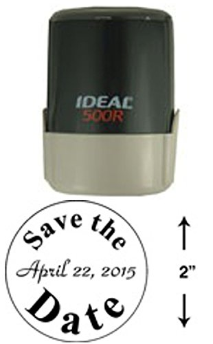 Inspector Stamp (CUSTOM INSPECTOR/SAVE THE DATE STAMP // 2
