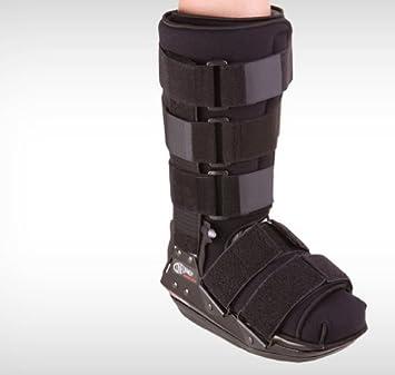 57cacdaaaa3 Bledsoe Conformer Diabetic Walking Boot (Small Conformer I Left Standard  Ankle/Heel Pad)