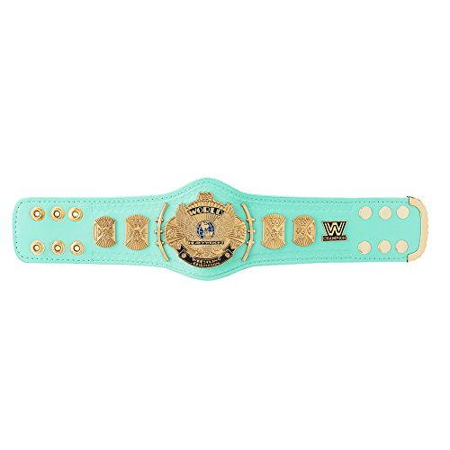 (WWE Blue Winged Eagle Championship Mini Replica Title Belt)