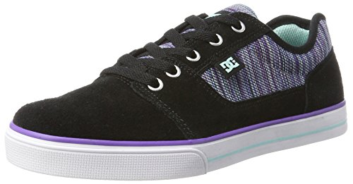 DC Shoes Mädchen Tonik SE Sneaker Schwarz (Multi 2)