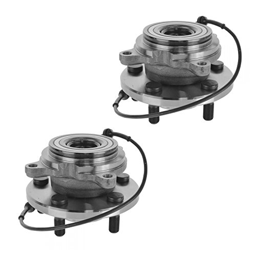 Wheel Bearing & Hub Rear Pair Set of 2 for Land Rover Discovery Series II (Bearing Rover)