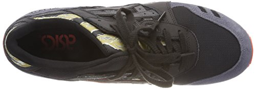 III Lyte Unisex Zapatillas Gel Asics Black Negro Adulto Black qTn4CwE