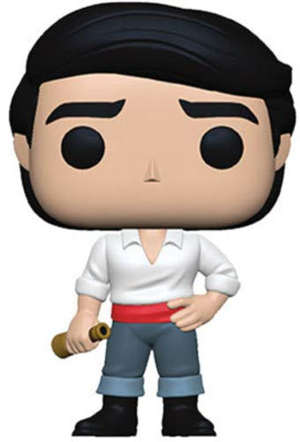 Disney Prince Eric - Funko Pop! Disney: Little Mermaid -