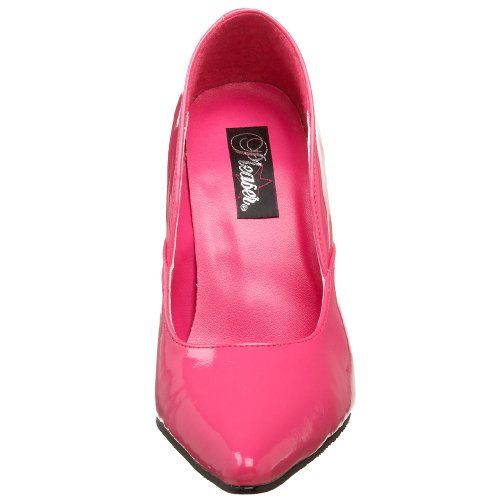 Pleaser Milan-01 Damen Pumps, Rosa, 40