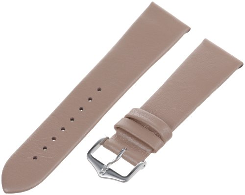 Hirsch 039021-24-20 20 -mm  Genuine Calfskin Watch Strap