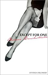Except for One Obscene Brushstroke (Carnegie Mellon Poetry Series)