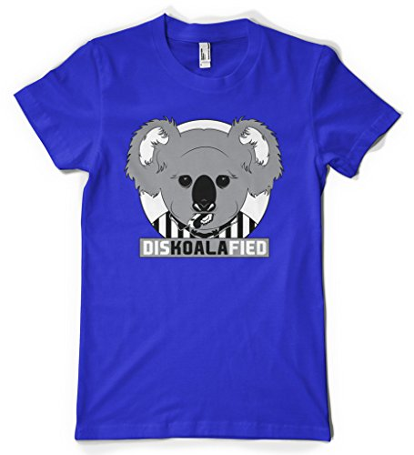 Cybertela DISKOALAFIED, Cute Koala Referee Women's T-shirt