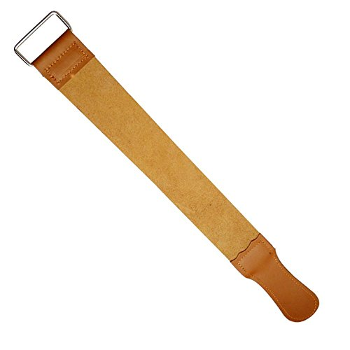 BlueCosto Straight Strops Leather Sharpening product image