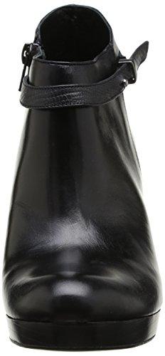 Jonak - 088 11254Cu H4, Stivale da donna, nero (cuir/tejus noir), 41