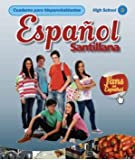 img - for Espa ol Santillana HS Student Workbook Cuaderno para hispanohablantes Level 3 book / textbook / text book