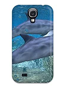 Slim New Design Hard Case For Galaxy S4 Case Cover - FgaDnww253UyhRF