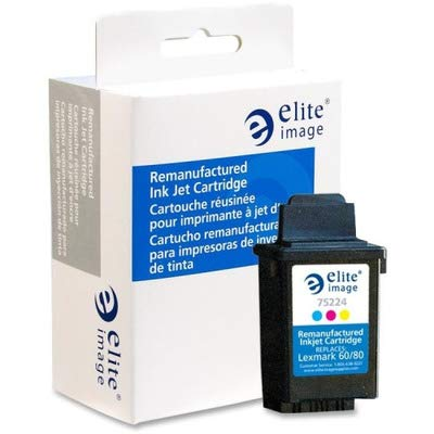 ELI75224 - Elite Image Remanufactured Lexmark 60 Inkjet Cartridge (Cartridge Remanufactured Inkjet 12a1980)